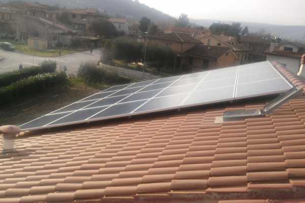 Pianello 6 kW